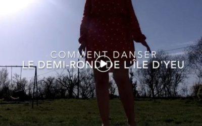 « Apprenez la danse trad' grâce à des tutos !