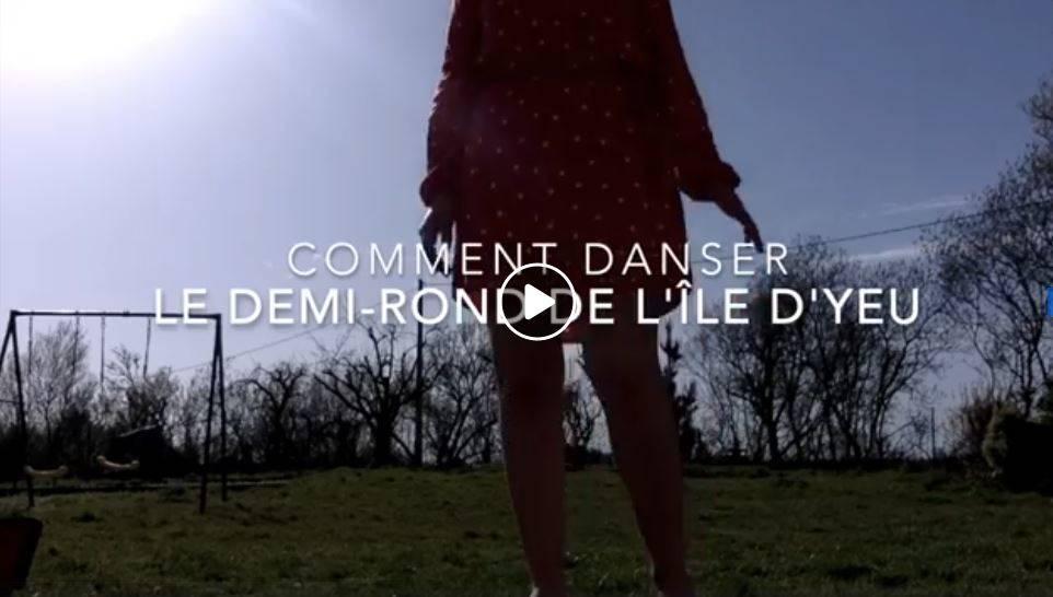 Les Tutos Danse : apprendre 5 danses trad' à la maison