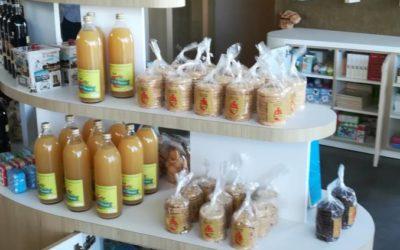 Des produits artisanaux pour l'épicerie sociale