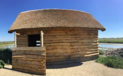 Un observatoire ornithologique au Daviaud !