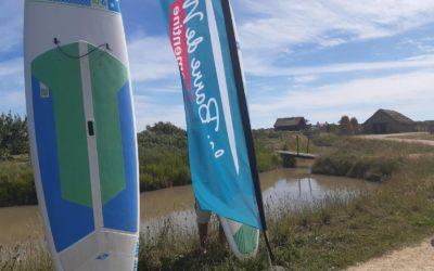 Nouveau circuit de balade en canoë ou en paddle à proximité du Daviaud